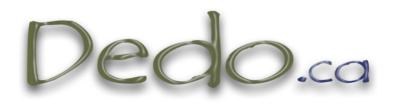 Dedo.ca ~ iT ConsulTing ~ web solutions ~ the right solution for you ~ Dedo Kola